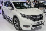 Review Spesifikasi, Kelebihan dan Kekurangan Honda CR-V Generasi 5 - Luxury SUV with Turbo