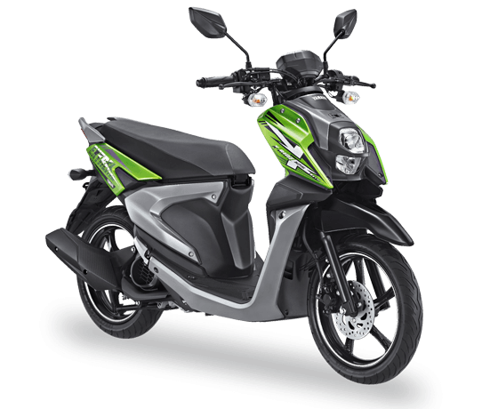 Review dan Spesifikasi Roda Dua - Yamaha New X-Ride 125