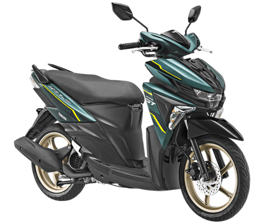 Review dan Spesifikasi Yamaha All New Soul GT AKS SSS