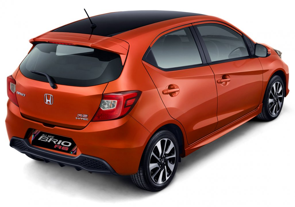 All New Honda Brio 2018: Paling Rame di GIIAS 2018