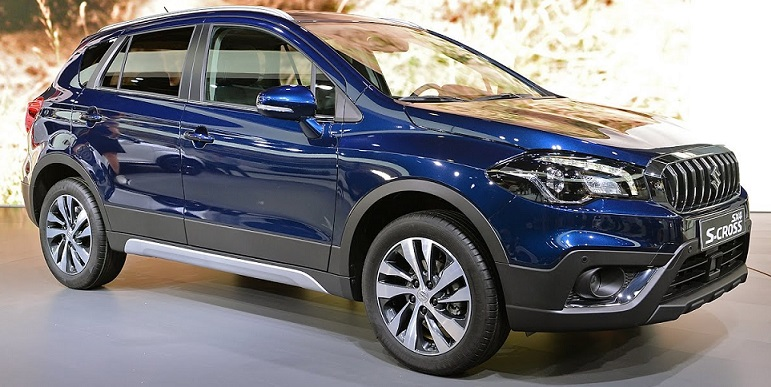 Review dan Spesifikasi Suzuki SX4 S-Cross Facelift 2017