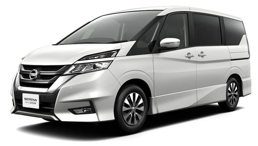 Review dan Spesifikasi Nissan All New Serena 2019 (Serena C27)
