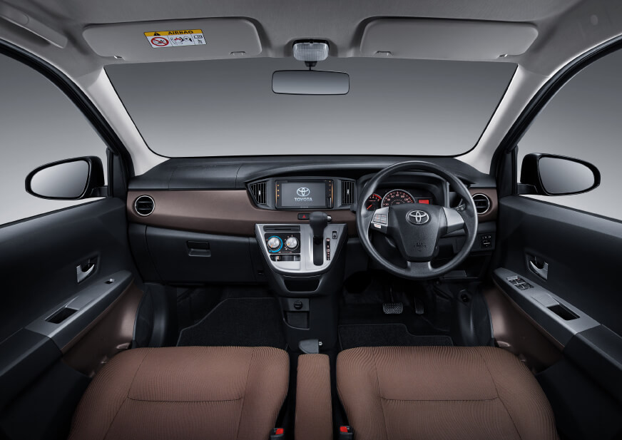 Review dan Spesifikasi Toyota New Calya Facelift 2019