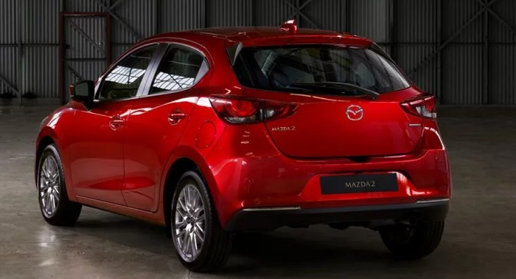 Review dan Spesifikasi Mazda 2 Facelift 2019