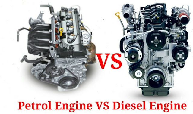 Kelebihan dan Kekurangan Mesin Bensin VS Mesin Diesel (Gasoline Engine VS Diesel Engine)