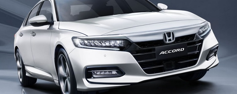Review dan Spesifikasi New Honda Accord 2019 (Accord Gen-10 / CV)