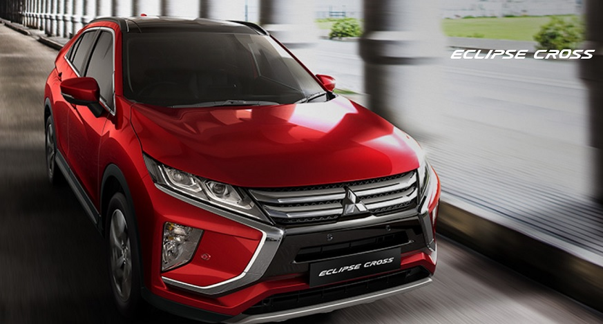 Review dan Spesifikasi Mitsubishi Eclipse Cross
