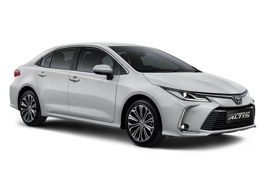 Review dan Spesifikasi Toyota All New Corolla Altis 2019 (E210) Bensin dan Hybrid