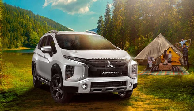 Review dan Spesifikasi Mitsubishi Xpander Cross